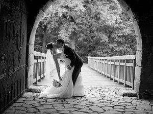 Soutěžní svatební pár číslo 73 - Blanka a Petr Coufalovi, Přerov – Kozlovice