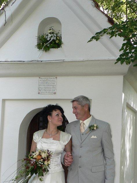 Daniela a Peter Hliničtí, Kostelec na Hané