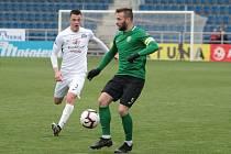 Dvacetiletý záložník Slovácka Dominik Janošek se premiérového gólu v nejvyšší soutěži dočkal až v pětatřicátém zápase.