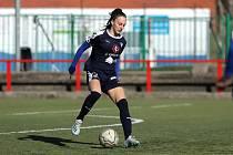 Fotbalistky Slovácka po třech zápasech znovu zvítězily.