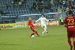 1. FC Slovácko - Dukla Praha.