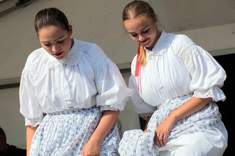 Šlapání hroznů dívčí nohou, VI. Dvůr pod Starýma Horama v Boršicích