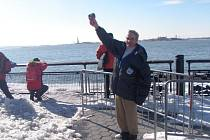 Vsetíňan Jan Talaš stihl za mořem závodit i poznávat Kanada a USA.
