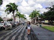 Ostrov Svatá Lucie je známý vývozem rumu, kokosového oleje a banánového kečupu!