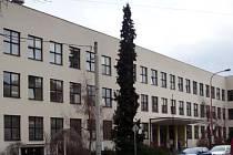 Budova okresního soudu v Uherském Hradišti. Ilustrační foto.