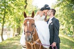 Soutěžní svatební pár číslo 164 - Veronika a Michal Jančovi, Uherský Brod