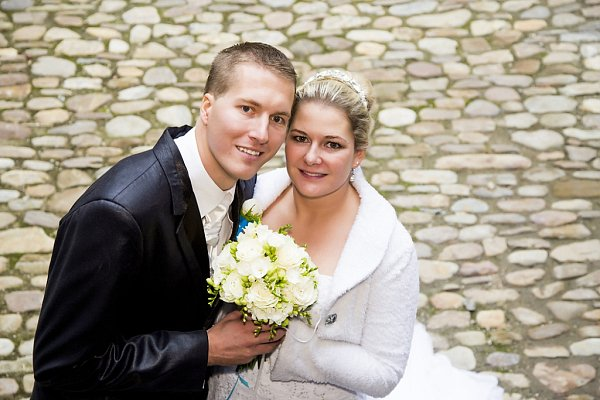 Soutěžní svatební pár číslo 252 - Petra a Štěpán Rubíčkovi, Bruntál.