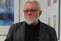 Spisovatel a publicista Jiří Jilík.