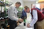 V Ořechově začala nová sezona koštu vín