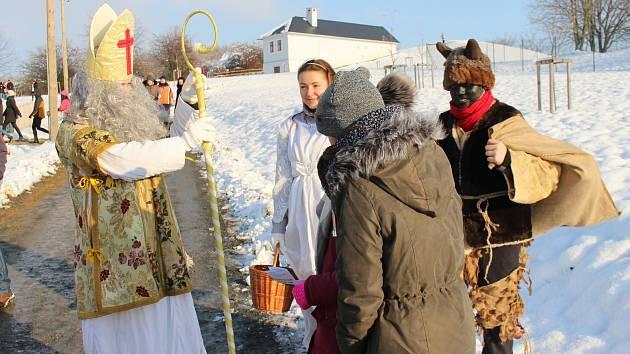 Advent na Rochusu. Ilustrační foto.