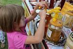 Den medu a medoviny v Archeoskanzenu Modrá 2020