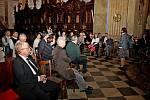 Zástupci výborů pro evropské záležitosti parlamentů Visegrádské skupiny jednali na Modré o migraci a Brexitu.Navštívili také Velehrad.