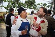 Na Modré se vsobotu uskutečnil 20. ročník Modřanského vinobraní. A stál za to.