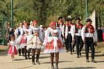 Oslavy 650. výročí od první zmínky o obci Ostrožská Lhota.