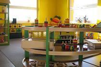 Předškoláci mohou se svými rodiči trávit čas v rodičovském centru, které je součástí opraveného objektu.