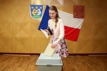 Opakované volby Svárov.