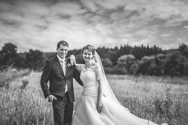 Soutěžní svatební pár číslo 140 - Renata a Lukas Fojtkovi, Zlín