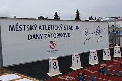 Atleti z celé republiky se o víkendu sjeli do Uherského Hradiště, aby se zúčastnili mistrovství Č