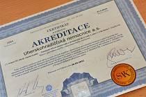 Uherskohradišťské nemocnici se podařilo obhájit akreditaci, která je známkou kvality poskytované péče.