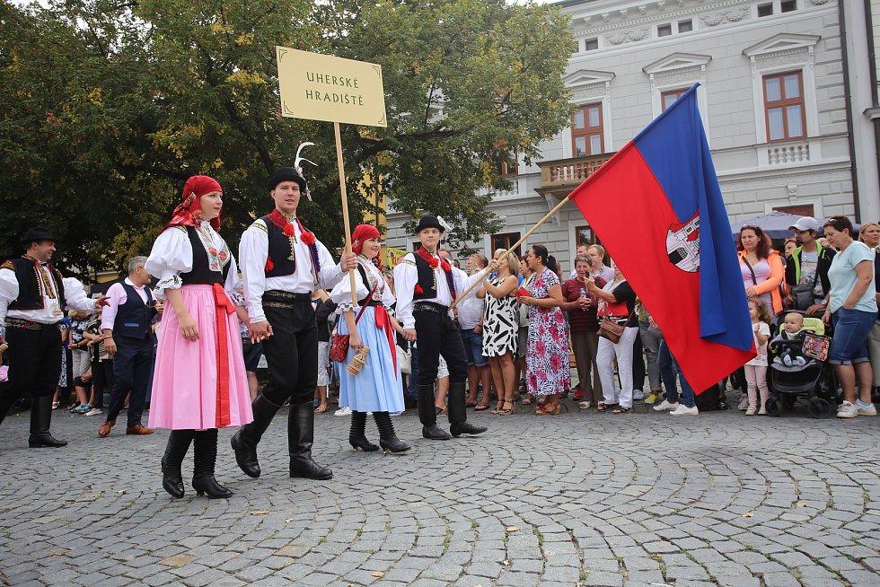 Slovácké slavnosti vína 2018