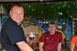 Pivní slavnosti v Záhorovicích