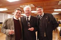 Heidi Janků se stala v sobotu 16. listopadu v sále AGRO Zlechov zlatým hřebem tradičního podzimního setkání obdivovatelů přívlastkových vín i zvěřinových specialit.