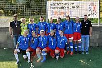 Drtivá výhra poslala staroměstské fotbalistky na mistrovství světa