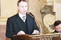 Senátor Josef Vaculík