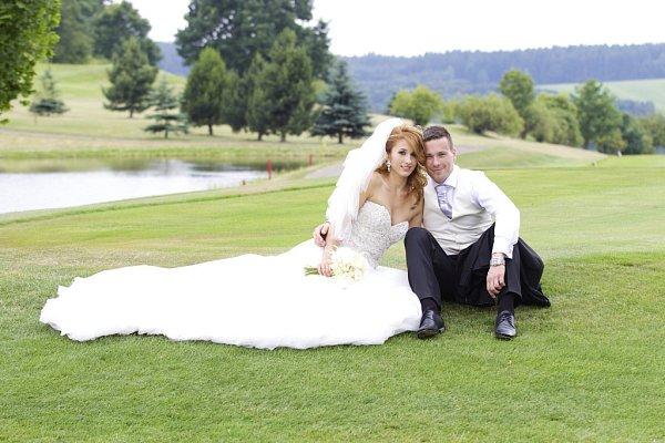 Soutěžní svatební pár číslo 141 - Ondřej a Denisa Strupkovi, Prostějov