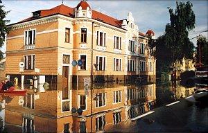 Výstava Povodně v Uherském Hradišti, Slovácké muzeum