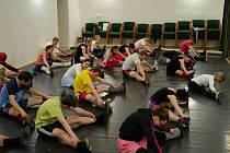 Tanečníci Cifry tvrdě trénovali už od září.