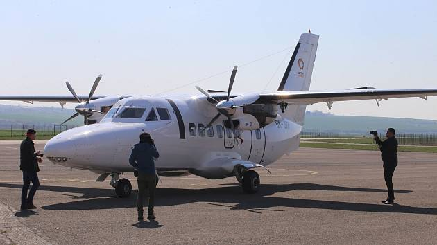 V muzeu nově uvidí letadlo L-410. Výjimečný exponát do Brna přijede z Kunovic