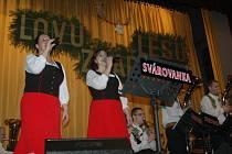 Myslivecký ples v Bojkovicích přinesl návštěvníkům mimo jiné také zajímavé ceny v tombole.