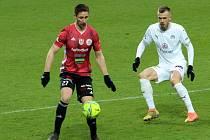Fotbalisté Slovácka naposledy doma vyzvali České Budějovice.