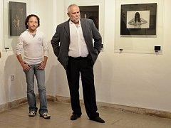 Fotograf Jarek Plesar vystavuje v Panském domě.
