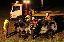 Druhý život během posledních tří dnů, vyhasl v neděli 6. října v noci při dopravní nehodě na Slovácku. Ke tragické události došlo o půl druhé nad ránem u obce Bzová.