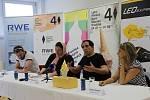 Íránský režisér Mohsen Makhmalbaf byl jedním z hostů letošní Letní filmové školy v Uherském Hradišti.