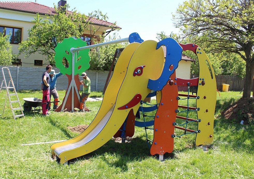 Centrum Modré se rozrostlo o slonici africkou jménem Růženka. Ta bude dělat radost především dětem.