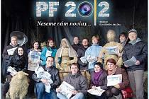 Redakce Slováckého deníku přeje svým čtenářům všechno nejlepší v roce 2012.