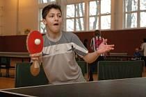 Třetí ročník turnaje dětských domovů Zlínského kraje ve stolním tenise.