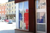 Veřejné toalety v Uherském Hradišti. Ilustrační foto.