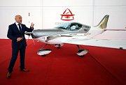 Kunovický Czech Sport Aircraft uvedl na trh své 600- sté letadlo
