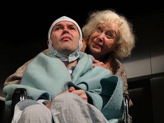 """Oskar je desetiletý chlapec. Má svůj dětský svět a s ním i osobité vidění """"dospěláckého"""" života. Svůj čas však už řadu měsíců tráví v nemocnici, kde se léčí z leukémie. V hlavních rolích se představí Josef Kubáník a Květa Fialová."""
