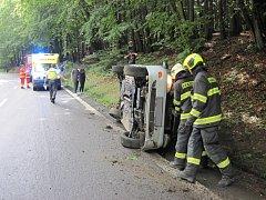 Dopravní nehoda u Stupavy