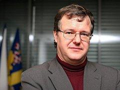 Petr Zahradník, který je jedním z tvůrců Strategie rozvoje Zlínského kraje, patří k předním českým ekonomům.