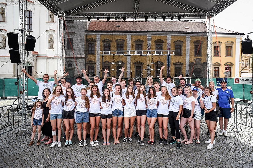 Slovácké léto 2021. Tým Slováckého léta