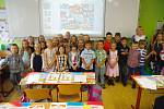 ZŠ UNESCO Uherské Hradiště 1. B třídní učitelky Lenky Machové.