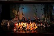 Diváci se při baletu vhradišťském Klubu kultury ponořili do života broučků.