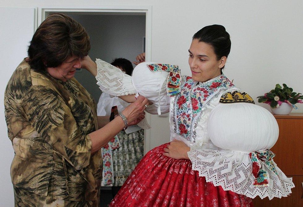 Na návštěvě v Sušicích.
