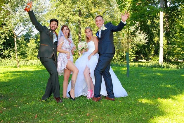 Soutěžní svatební pár číslo 147 - Klára a Miroslav Pospíšilovi, Postoupky